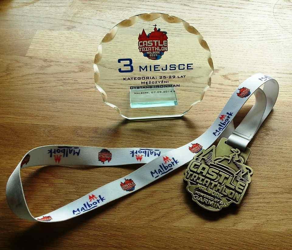 medal IronMan